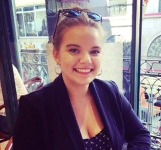 Intern Profile: Julie Cantrel