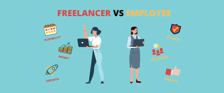 Advantages & disadvantages of freelancing